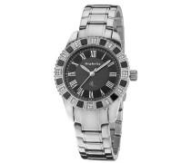 Damen-Armbanduhr XS Analog Quarz Edelstahl OR53270148