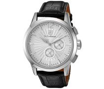 Herren- Armbanduhr Chronograph Quarz SC0260
