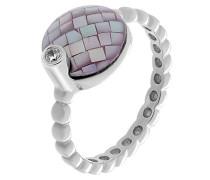 Damen-Ring Perlmutt Ringgröße 52 (16.6) - ZR-7231/52