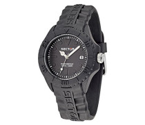 Herren Uhrenbeweger Collection SUB TOUCH Silikon schwarz R3251580010