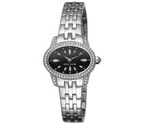 Pierre Cardin Damen-Armbanduhr Charme Analog Quarz Edelstahl PC104202F06