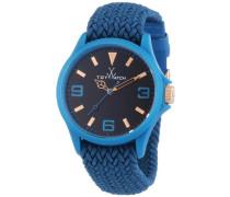 Damen-Armbanduhr Analog Quarz Nylon ST08LB