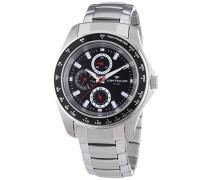 Herren-Armbanduhr XL Analog Quarz Edelstahl 5413303