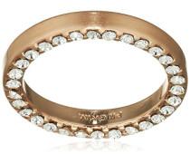 Damen-Ring Affection Kristall transparent Rundschliff