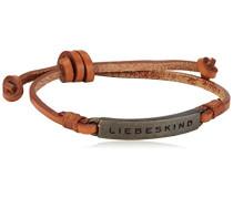 Ada gold Damen Armband, Braun (pompei 0731)