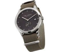 Herren-Armbanduhr LW29 Analog Quarz Textil 129SGTN