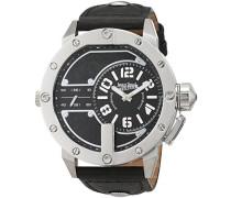 Damen-Armbanduhr Analog Quarz Leder 8502001