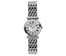 Damen-Armbanduhr Antares Analog Edelstahl silber 17155/B08