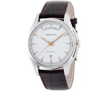 Hamilton Herren-Armbanduhr XL Analog Automatik Edelstahl H32565135