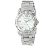 Invicta Damen-Armbanduhr XL Analog Quarz Edelstahl 0457