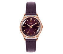 Damen-Armbanduhr HL34-SS-0198