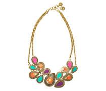 Damen-Halskette Global traveller Versilbert-72G9ED33001U