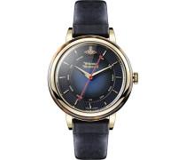 Damen-Armbanduhr VV158BLBL