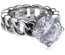 Dyrberg/Kern Damen-Ring Messing Betty IIII ss crystal Gr. 60 (19.1) 334634