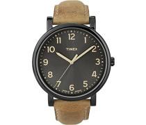 Timex Unisex-Armbanduhr Quarz Analog T2N677D7