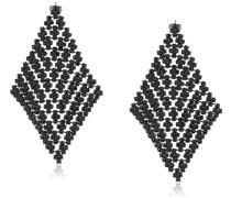 Damen-Ohrhänger Metall SYLONE SHOP Gunmetal 17037510 XY