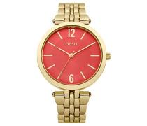 Oasis Damen-Armbanduhr Analog Quarz B1510