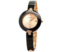 Damen-Armbanduhr Analog Quarz Keramik OR53370274