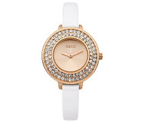 Oasis Damen-Armbanduhr Analog Quarz B1520