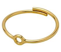 Damen-Ring Vergoldet Ringgröße verstellbar - 271622004