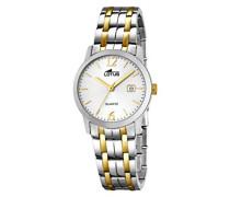 Damen-Armbanduhr Analog Quarz Leder 18180/1