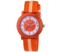 Regent Unisex-Armbanduhr Analog Quarz Textil 12400212