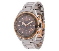 Cerruti Herren-Armbanduhr Analog Quarz Keramik CRA077Z281H