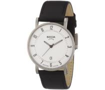 Herren-Armbanduhr Mit Lederarmband Trend 3533-03
