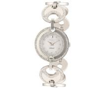 Damen-Armbanduhr XS LaDonna! Analog Quarz Edelstahl 12220921