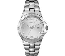 Herren-Armbanduhr Silber Analog Edelstahl T2P270