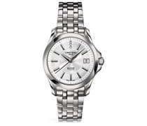 Certina Damen-Armbanduhr XS Analog Quarz Edelstahl C004.210.44.036.00