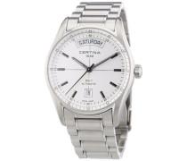 Certina Herren-Armbanduhr XL Analog Automatik Edelstahl C006.430.11.031.00