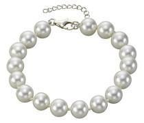 ZEEme Pearls Damen-Perlarmband 925 Sterlingsilber 20cm 360260093