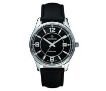 1215.1537 men'Armbanduhr PH4900-C-PH01T Analog Leder schwarz 1215.1537