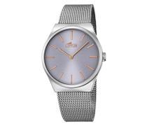 Herren-Armbanduhr Analog Quarz Edelstahl 18285/2
