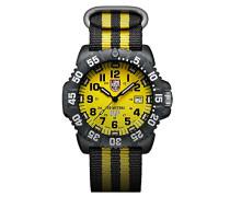 Scott Cassell FastStrap UVP Herren-Armbanduhr Analog Quarz Nylon - XS.3955.SET