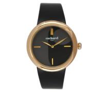 Cacharel Damen-Armbanduhr Analog Quarz Leder CLD 003-1AA