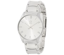 Calvin Klein Herren-Armbanduhr Analog Quarz Edelstahl K4D2114Z