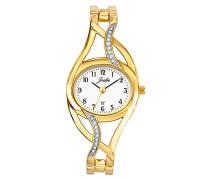 Certus Damen-Armbanduhr Analog gold 631632
