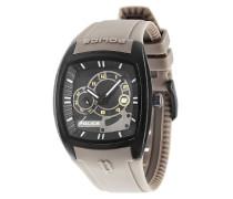Police Chicago Herren-Armbanduhr Analog Quarz Silikon - PL.93542AEU/02A