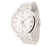 Herren-Armbanduhr Analog Quarz Edelstahl 3592-03