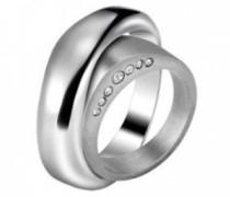 - TJ0952 Breil Damen-Ring Edelstahl