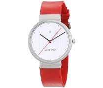 Herren-Armbanduhr Analog Quarz Kautschuk 32751