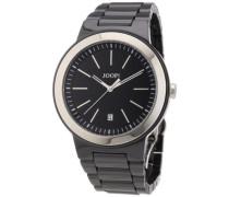 Herren-Armbanduhr XL Sensation Gents Analog Quarz Keramik JP100891F02