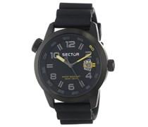 Sector Herren-Armbanduhr Oversize R3251102225