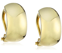 Damen-Ohrclip 333 Gelbgold glanz D= 15mm 221320261