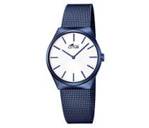 Lotus Damen-Armbanduhr Analog Quarz Edelstahl 18290/1