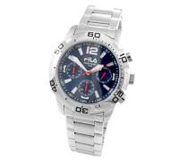 Herren-Armbanduhr Analog Quarz Edelstahl FA0996