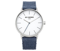 Ben Sherman Herren-Armbanduhr Analog Quarz WB009UA