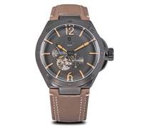 Italy Damen-Armbanduhr OLA0677L GUN/MR
